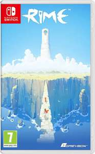 Rime Nintendo Switch £9.99 plus £4.99 p&p at GAME