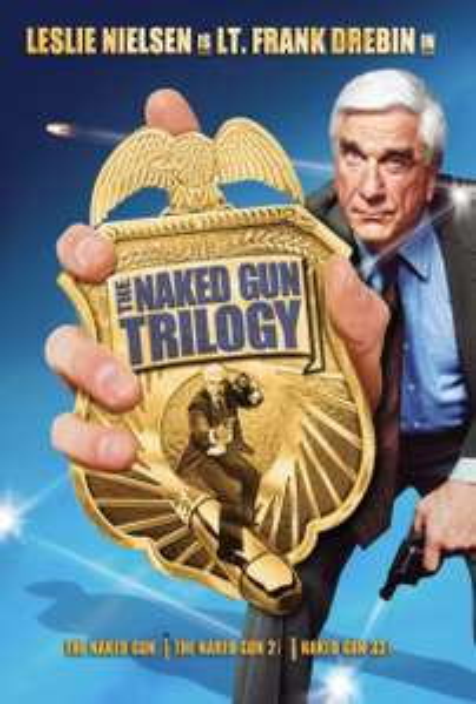 The Naked Gun Trilogy HD £9.99 @ iTunes