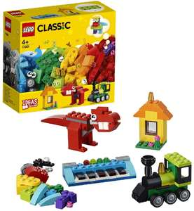 Lego Classic Bricks & Ideas 11001 for £5 @ Morrisons (Min basket £40 + up to £5 delivery)