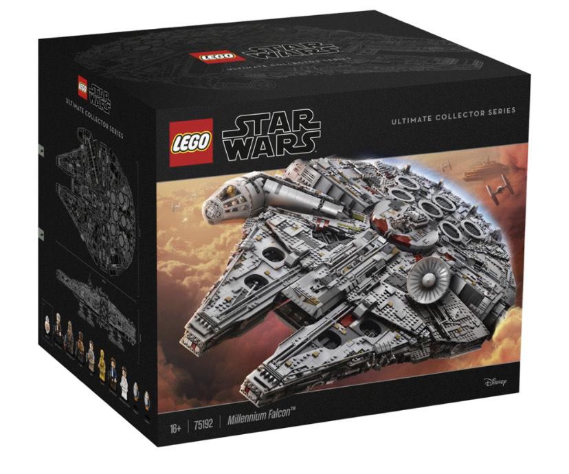 LEGO Star Wars Millennium Falcon Set 75192 £549.99 @ Disney - ShopDisney
