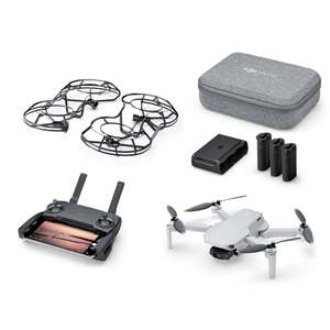 Dji mavic mini fly more combo £459.95 / £414 with healthservicediscounts.co.uk code at Apple Store and other models