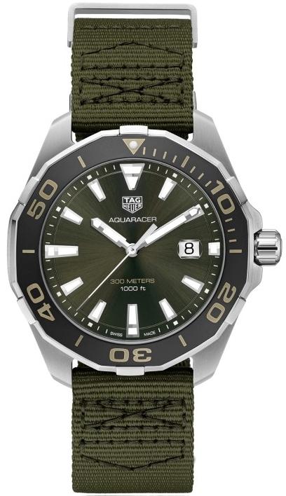 Tag Heuer Aquaracer 43mm Quartz Watch (Used - Store Worn) £865 @ Banks Lyon