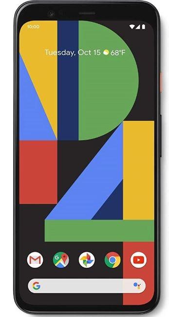 Google Pixel 4 XL 64GB (Unlocked for all UK networks) - Just Black £515 at Wowcamera