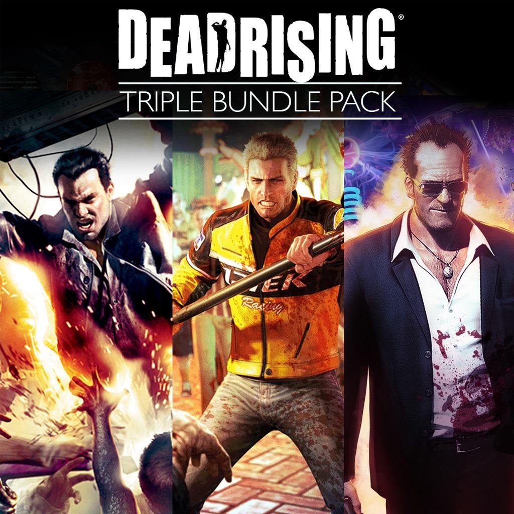 Dead Rising Triple Bundle Pack (PS4) £12.99 @ PlayStation store