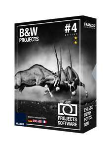 BLACK & WHITE Projects 4 - FREE for Limited Time at sharewareonsale