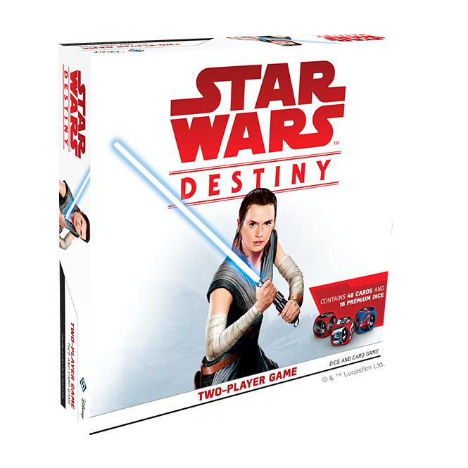 Star Wars Destiny 2-Player Card Game starter pack £8.55 delivered at Magic Madhouse