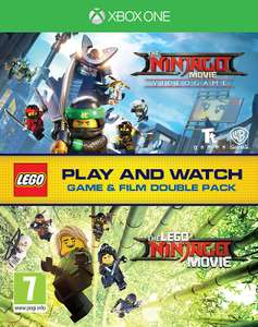 LEGO Ninjago Game & Film Double Pack (Xbox One) £13.85 Delivered @ Base