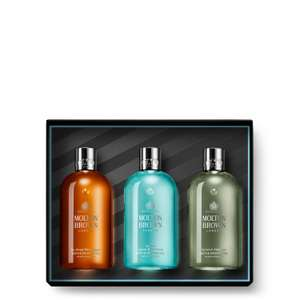 Molton Brown Spicy & Aromatic Shower Gels 3 bottle Gift Set £49.50 (also 8.25% TCB) @ Molton Brown UK