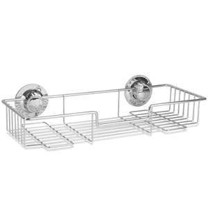 M&W Stainless Steel Shower Caddy for £9.49 delivered (using code) @ Roov