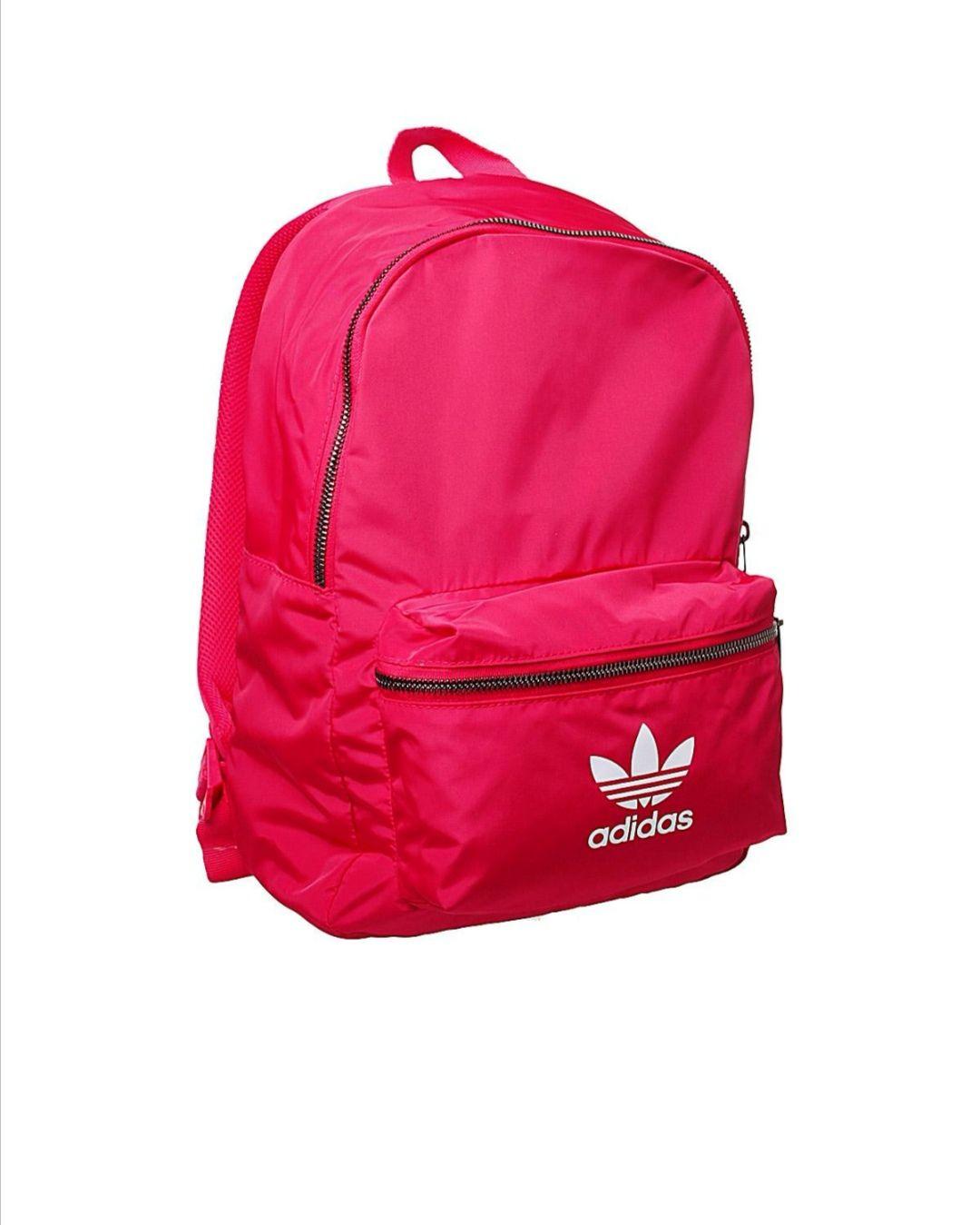 Pink Adidas Backpack £13.50 delivered @ Office