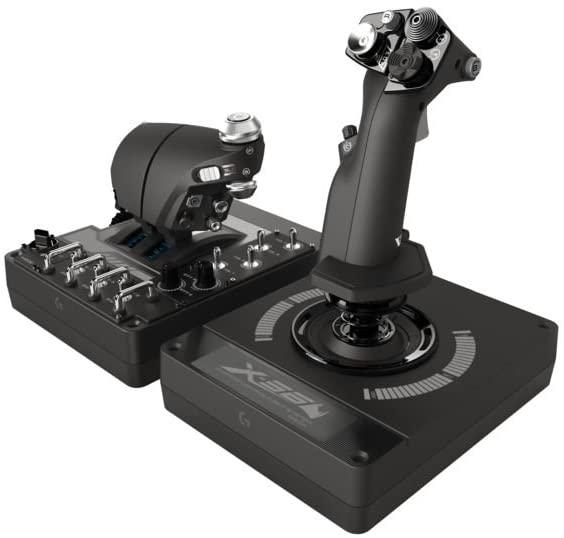 Logitech G X56 HOTAS @ Amazon - £173.59