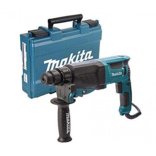 MAKITA HR2630 240v 3 function hammer - SDS plus £113 at Howe Tools