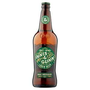 Innis and Gunn Lager 660ml £1.66 instore at Iceland (Scotland)
