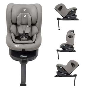 Joie i-Spin 360 iSize Group 0+/1 Car Seat - All Colours - £229.95 at Online4Baby