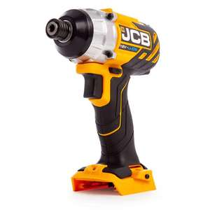 JCB Impact driver (Body only) £29.99 at Toolstop