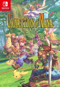 Collection Of Mana (Nintendo Switch) £24.99 Delivered @ Square Enix