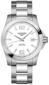 Longines Conquest 39mm Watch - 300m | Sapphire | Automatic £590 @ Banks Lyon