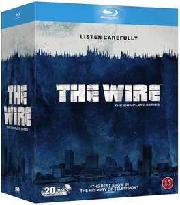 The Wire: The Complete Series (Blu-Ray) - £38.99 delivered at Coolshop