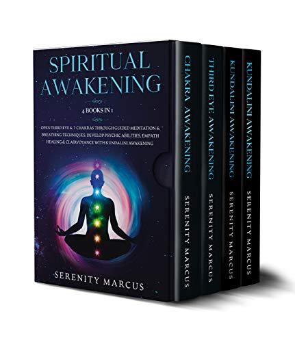 Spiritual Awakening: 4 Books in 1 Kindle Edition - Free @ Amazon