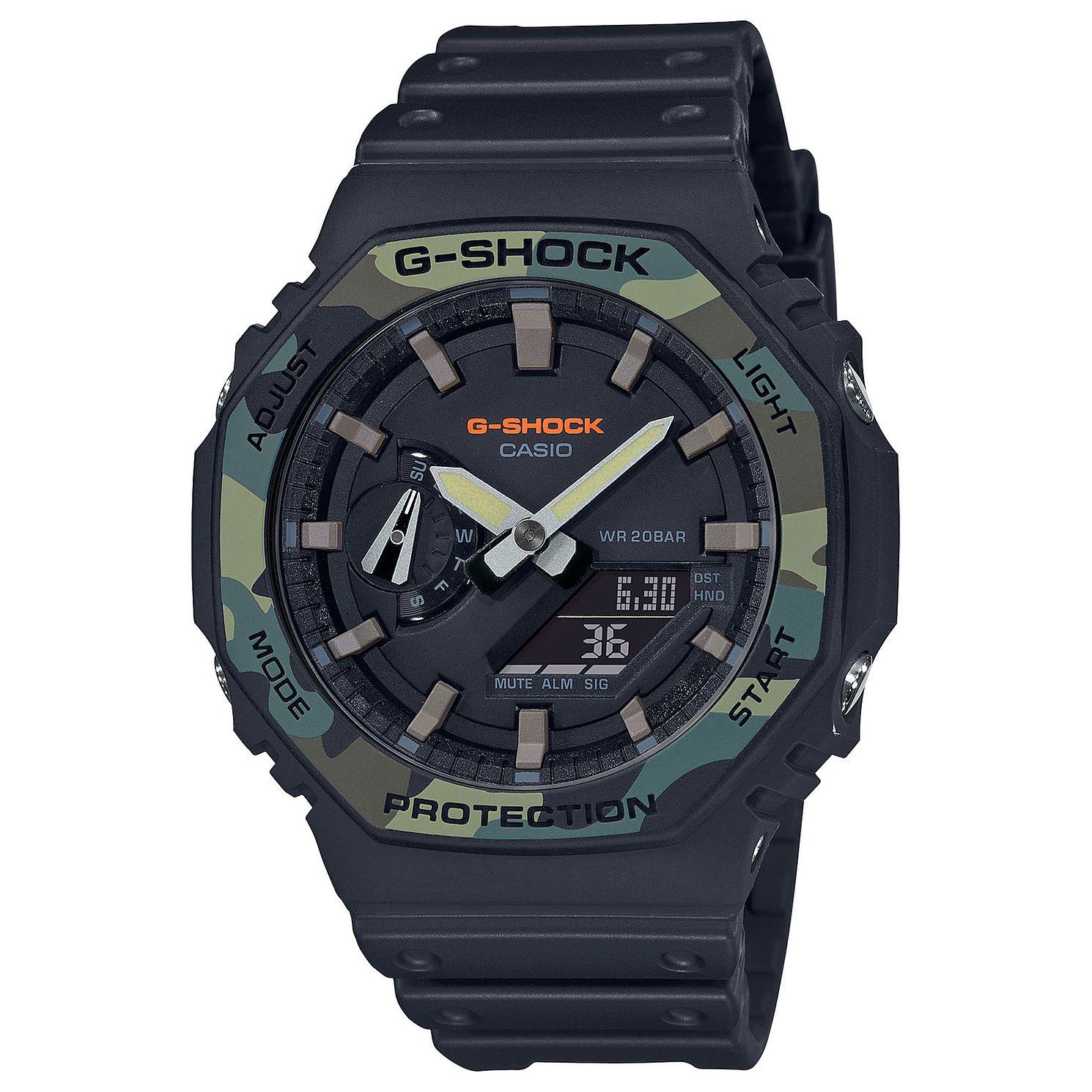 G Shock GA-2100SU-1AER Watch - £98.10 @ H Samuel (With 10% Off Newsletter Sign Up)