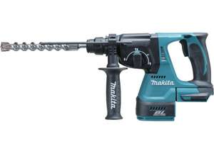 MAKITA DHR242Z 18v 3 function hammer - SDS plus. Body only £137 at lawson-his