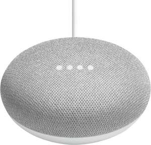 Google Home Mini Smart Assistant Speaker - Chalk 1st gen   Grade 'B' Used Condition - £16.95 Delivered @ CEX