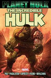 12 Free Marvel Comics collections at Comixology/Kindle including Planet Hulk and Secret Wars - see description for full list