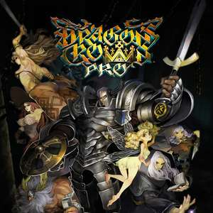 Dragon's Crown Pro (PS4) £8.99 @ PlayStation PSN