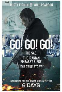 Rusty Firmin (SAS) - Story of the Iranian Siege. Kindle Ed - Now only £2.99 @ Amazon.