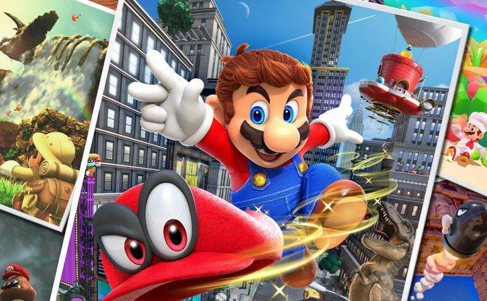 Mario odyssey Nintendo switch digital download - £39.85 @ ShopTo