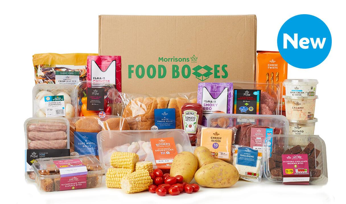 BBQ Food Box - £35 Delivered @ Morrisons