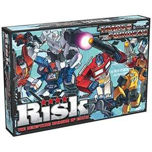Transformers Risk Board Game £12.99 delivered @ OnBuy / Phillips Toys