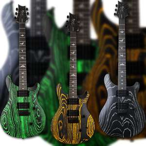PRS SE Custom 24 Limited Edition Sandblasted Electric Guitars From £549 - £599 Delivered @ Andertons