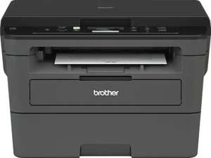 Brother DCP-L2530DW A4 Mono Laser 3-in-1 Printer with Wireless Printing £123.12 delivered with code at Viking Direct