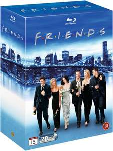 Friends Collection: The Complete Series (Nordic) (Blu-Ray) £37.99 Delivered @ Coolshop