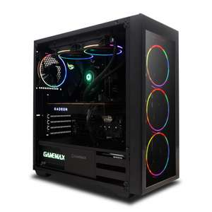 AWD Sub Squad Game Max PC 3700X 8 Core 4.4GHz Liquid Cooled RX 5700XT, 3600MHz RGB RAM, 240GB SSD Gaming PC - £1129.47 Delivered @ AWD-IT