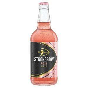 Strongbow Rose Cider 500ml - £1 @ Sainsburys