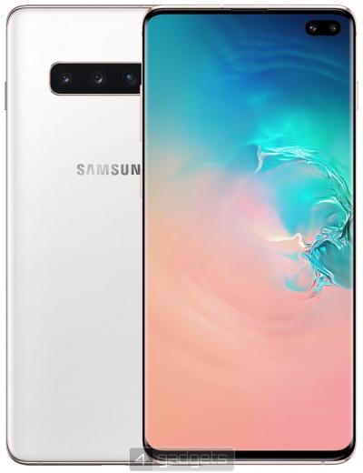 Samsung Galaxy S10 Plus Ceramic White 1TB unlocked - Pristine - £519.99 @ 4Gadgets