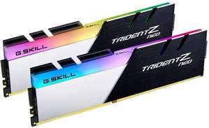 G.Skill Trident Z RGB NEO 16 GB DDR4-3600 CL16 F4-3600C16D-16Gtznc - £105 @ Amazon Germany