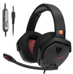 NUBWO PS4 Headset Xbox one Stereo Gaming Headphone with Noise Cancelling with in-line Control - £39.99 @ Sold by ToSound and FBA