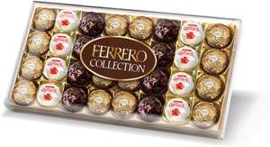 Ferrero Collection Chocolate Gift Set (32 Pieces) £8 at Amazon (+£4.49 NP)