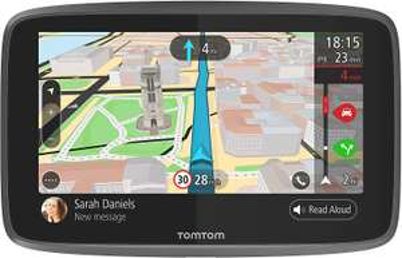 Tomtom go 6200 Sat Nav inbuilt sim traffic,speed cameras,maps included £199 @ Amazon
