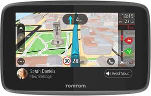 TomTom Car Sat Nav GO 620, 6 Inch with Handsfree Calling, Siri, Google Now, Updates via WiFi, Lifetime Traffic £139 @ Amazon