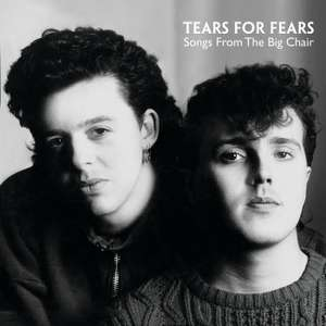 Tears for Fears - Songs From the Big Chair (Vinyl) £11.99 + £2.99 @ Amazon