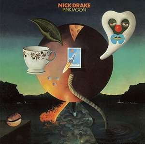 Nick Drake - Pink Moon (Vinyl) £12.99 + £2.99 NP @ Amazon