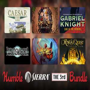 Humble Sierra Bundle - From £1 - Humble Store