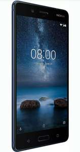 Nokia 8 Smartphone 64GB | Grade B | Blue & Steel Colours | Snapdragon 835 - £90.24 With Code @ Stock Must Go / Ebay