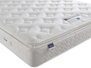 5ft King Size Silentnight Atala Eco Miracoil Pillow Top Mattress - £342.99 Delivered @ The Sleepshop