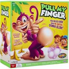 Pull My Finger: The Farting Monkey Game £9.99 delivered @ Bargain Max