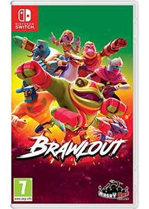 Brawlout (Nintendo Switch) - £9.95 delivered at The Game Collection